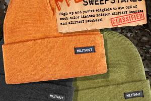 ML's DROPPING BEANIES Sweepstakes has dropped!