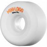 Mini Logo Wheel 58mm 101a 4pk