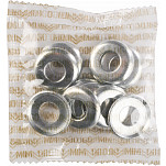 Mini Logo King Pin Top Washer 10pk