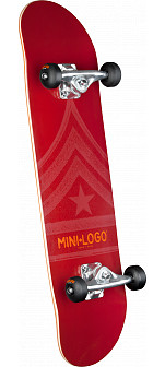 Mini Logo 127 Custom Complete Skateboard - 8 x 32.125