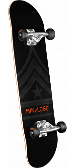 Mini Logo 191 Custom Complete Skateboard -  7.5 x 28.65