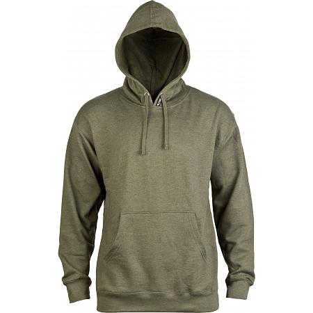 Mini Logo Hooded Sweatshirt Militant