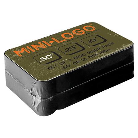 "Mini Logo .5"" Riser Pads (2 pack)"